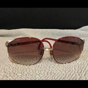 Vintage Christian Dior Oversized Sunglasses